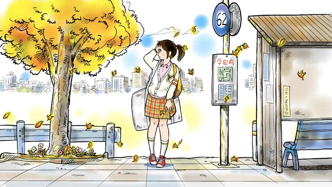 『主人公』のアニメーション・ムービーを公開!